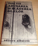 ADUNAREA SI SCADEREA ZILELOR - Tudor Vlad, Alta editura, 1988, Vlad Roman
