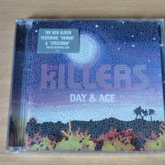 The Killers - Day And Age (CD)