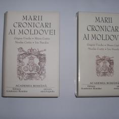 MARII CRONICARI AI MOLDOVEI ACADEMIA ROMANA,RF4/1