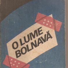 (C5258) O LUME BOLNAVA DE STELIAN TURLEA. DOSARE NESECRETE ALE VIOLENTEI, REALITATI DIN LUMEA CAPITALISTA, EDITURA POLITICA, 1987 - Carte Politica