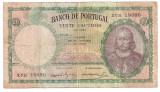 PORTUGALIA 20 ESCUDOS 1959 F