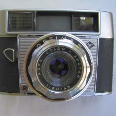 Aparat foto de colectie Agfa Optima 3 - Aparat Foto cu Film Agfa, Mic
