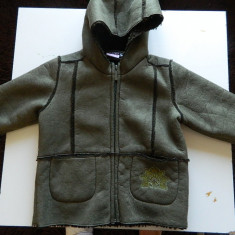 Palton, paltonas copii, Impidimpi, marime 86 cm, 2-3 ani. COMANDA MINIMA 30 lei