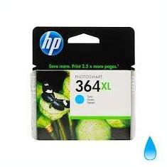 HP Toner Original inkjet Magenta CB 324EE Nr. 364XL, cartus nou, sigilat - Cerneala imprimanta