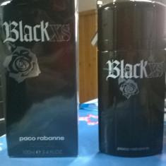 Vand Paco Rabanne Black XS 100 ml - Parfum barbati Paco Rabanne, Apa de toaleta, Lemnos oriental