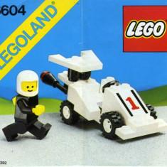 LEGO 6604 Formula 1 Racer - LEGO City