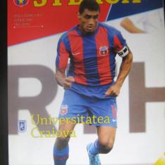 Steaua Bucuresti - Universitatea Craiova (31 iulie 2010)