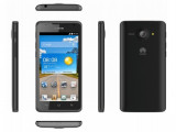 Smartphone Huawei Ascend Y530 Black, Garantie 2 ani!, Negru, 4GB, Orange