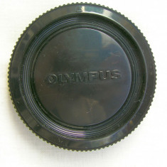 Capac body Olympus - Capac Obiectiv Foto