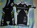 echipament ciclism complet cannondale factory mtb lefty set pantaloni tricou