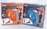 Extensor pentru exercitii Pilates - Banda Latex - Albastru sau Portocaliu - Nou, Banda elastica