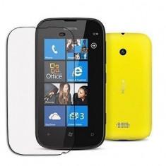 Folie Nokia Lumia 510 Transparenta - Folie de protectie Nokia, Lucioasa