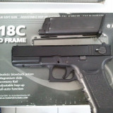 Pistol Glock G-18C Realistic blowback action