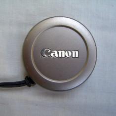 Capac Canon - Capac Obiectiv Foto