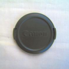 Capac obiectiv Canon 52 mm - Capac Obiectiv Foto
