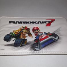 Husa consola Nintendo 3DS - personalizata Mario Kart 7, Huse si skin-uri