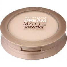 Pudră compactă Maybelline Dream Mate Powder - 03 Golden Beige, Compacta, Maybelline NY
