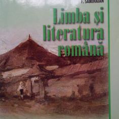 LIMBA SI LITERATURA ROMANA PENTRU EXAMENUL DE BACALAUREAT - G. Costache, Fl. Ionita, Gh. Lazarescu - Teste Bacalaureat