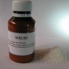 VANILINA pura ESENTA PARFUM ideala pt sinteze de laborator si parfum - Parfum femeie, Altul, 100 ml