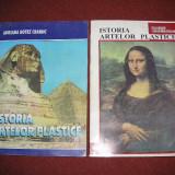 Istoria Artelor Plastice - Adriana Botez Crainic - Vol.1 si Vol.2 - Carte Istoria artei