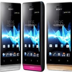 Sony Experia ST23i - Telefon mobil Sony Xperia Miro