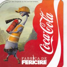 Magnet frigider Coca Cola
