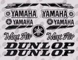 Yamaha - Kit_Sticker Moto_Tuning_MDEC-046-Dimensiune: 35 cm. X 24.5 cm. - Orice culoare, Orice dimensiune