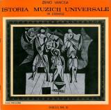 Zeno Vancea - Istoria Muzicii Universale În Exemple Nr. 13 (Robert Schumann - Felix Mendelssohn-Bartholdy) (Vinyl)