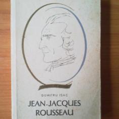 d2 Dumitru Isac - Jean-Jacques Rousseau