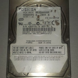 HDD laptop Toshiba 200 GB SATA 8MB cache 5400rpm