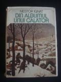 NESTOR IGNAT - DIN ALBUMUL UNUI CALATOR