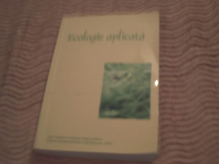 Ecologie aplicata - studii