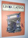 Limba Latina - manual pentru clasa a XI- a /1995, Clasa 11, Alta editura, Alte materii