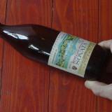 Sticla de bere din perioada comunista - Eticheta originala - Bere Sovata - Reghin  !!!