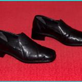 DE FIRMA → Pantofi / botine dama, piele, calitate extra, RIEKER → femei | nr. 36