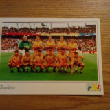 CP  * Romanian National Football Team World Cup, France `98  - necirculata  - necirculata
