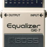 BOSS GE-7 Equalizer - Efect Chitara