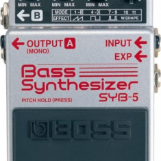 BOSS SYB-5 Bass Synthesizer - Efect Chitara
