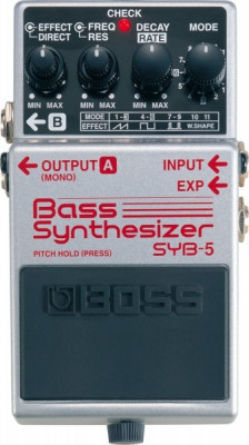 BOSS SYB-5 Bass Synthesizer foto