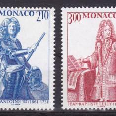 MONACO 1985 EUROPA CEPT