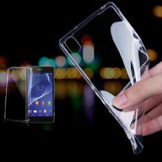 Husa HUAWEI Ascend P7 TPU Ultra Thin 0.3mm Transparenta - Husa Telefon Huawei, Gel TPU, Fara snur, Carcasa