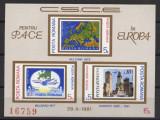 ROMANIA 1981 C.S.C.E    LP 1043