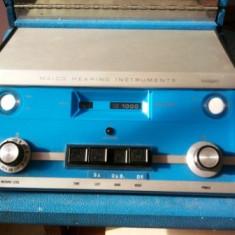 Vind un audiometru Maico Hearing Instruments model MA-20, model profesional ! - Aparat monitorizare
