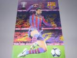 Foto mare - 3D - jucatorul PIQUE - FC Barcelona