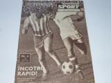 Revista SPORT - martie1968 (PETROLUL Ploiesti)
