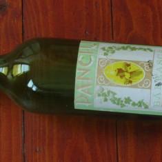 Sticla din perioada comunista - eticheta originala - sticla de vin Babeasca - Panciu !!!