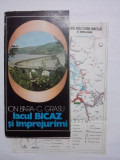 Lacul Bicaz si imprejurimi - Ion Bara, C. Grasu (contine harta) / C37P