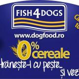 Hrana Caini Fish4Dogs !