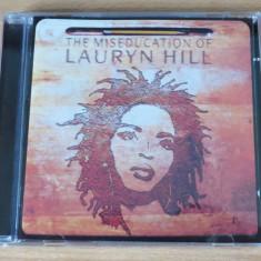 Lauryn Hill - The Miseducation of Lauryn Hill (CD) - Muzica R&B Columbia