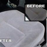 Spray Spuma Curatare Tapiterie Auto Mocheta cu Perie Turtle Wax Interior 1